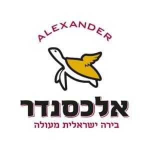 Alexander beer logo