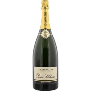 Champagne Rene Schloesser, Brut Jerobeam