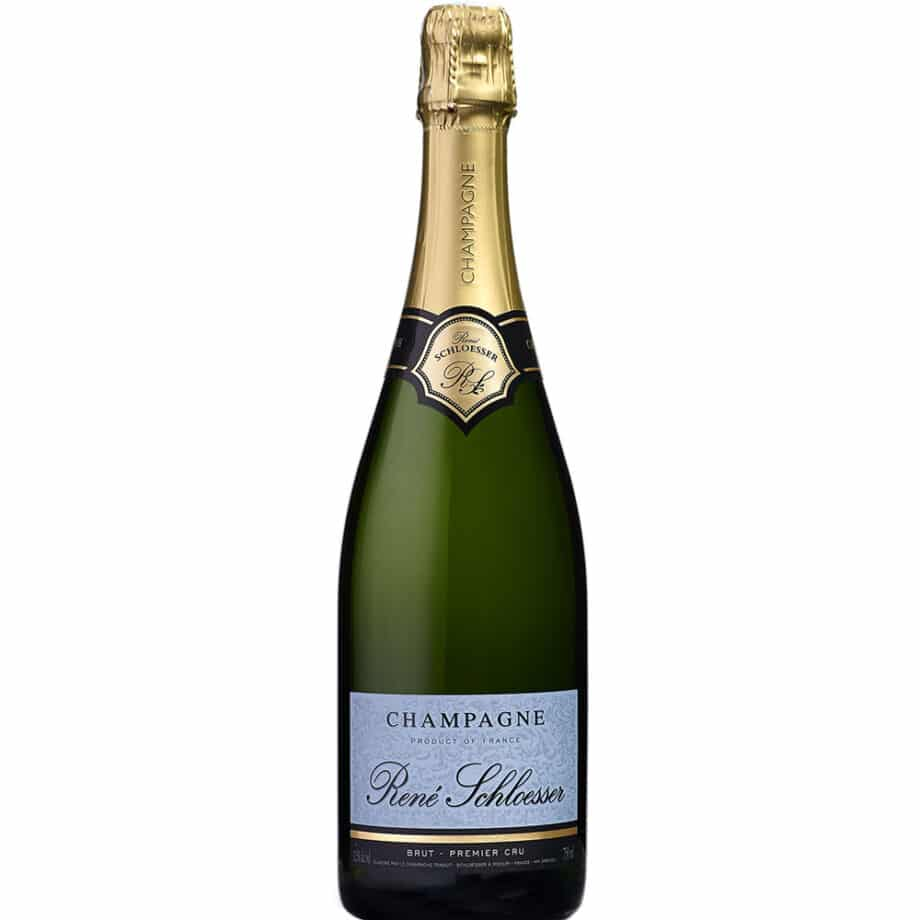 Champagne Rene Schloesser, Brut Premier Cru