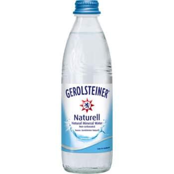 Gerolsteiner Naturell 33cl