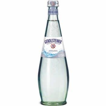 Gerolsteiner Sprudel 50cl Glas Retour