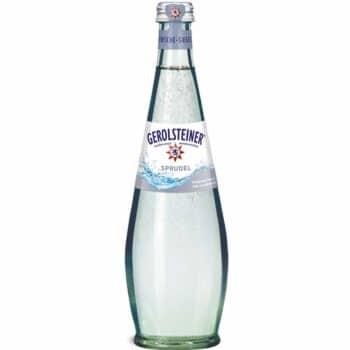 Gerolsteiner Sprudel 75cl Glas Retour