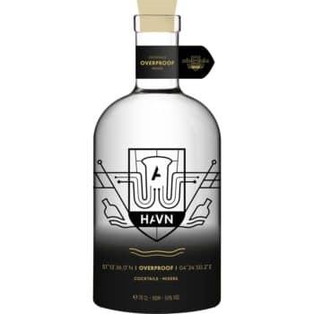 HAVN rum Overproof