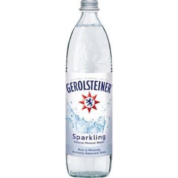 Gerolsteiner Sprudel 75cl export